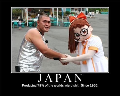 Japan demo